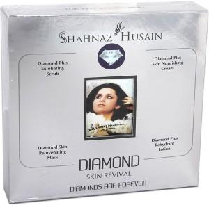 9cc043399 Shahnaz Husain Diamond Skin Revival Kit Set of 4 Best Price in India ...