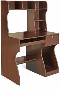 @home by Nilkamal Miguel Engineered Wood Computer Desk