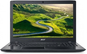 Acer Aspire E APU Quad Core A10 7th Gen - (4 GB/1 TB HDD/Linux) E5-553-T4PT Notebook