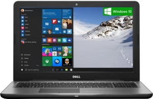 Dell Inspiron 5000 Core i5 7th Gen - (4 GB/1 TB HDD/Windows 10 Home/2 GB Graphics) 5567 Notebook