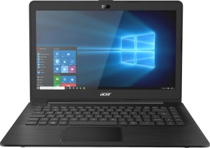 Acer Pentium Quad Core 4th Gen - (4 GB/500 GB HDD/Windows 10 Home) One 14 Notebook