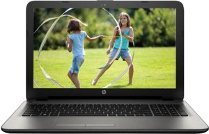 HP Core i5 6th Gen - (8 GB/1 TB HDD/DOS/2 GB Graphics) 15-be001TX Notebook