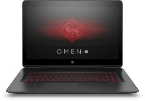 HP OMEN Core i7 7th Gen - (16 GB/1 TB HDD/256 GB SSD/Windows 10 Home/8 GB Graphics) 17-w250TX Notebook
