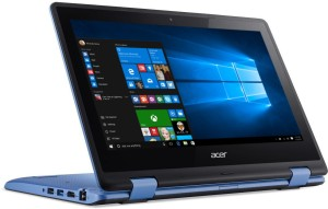 Acer Aspire R11 Pentium Quad Core - (4 GB/500 GB HDD/Windows 10 Home) R3-131T-P9J9/r3-131t-p71c 2 in 1 Laptop
