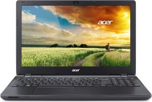 Acer E 15 APU Quad Core A10 5th Gen    8  GB/1 TB HDD/Linux/2  GB Graphics  E5 551G Laptop 15.6 inch, Black, 2.5 kg