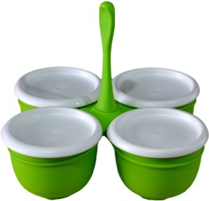 Tupperware Blossom 1 Piece Condiment Set