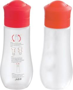 Primeway Jido - Automatic Open & Close Dispenser Squeezer Bottle 2 Piece Oil & Vinegar Set