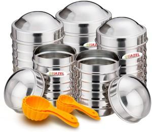 Hazel  - 700 ml, 3000 ml Stainless Steel Tea, Coffee & Sugar Container
