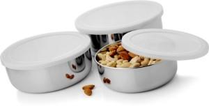 Zanelux  - 900 ml Steel Food Storage