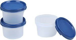 Signoraware Modular Cont. Round  - 200 ml Plastic Food Storage