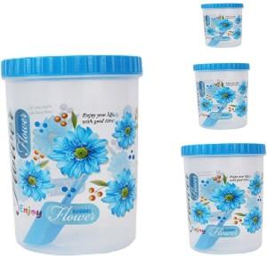 Stylobby  - 2000 ml, 1200 ml, 500 ml, 200 ml Polypropylene Multi-purpose Storage Container