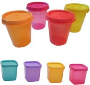 Tupperware Small is Beautiful  - 55 ml, 80 ml Plastic Multi-purpose Storage Container