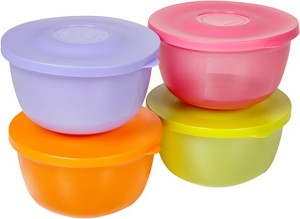 Tupperware Smi Rnd Saver  - 400 ml Polypropylene Food Storage