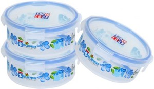 Super Plast Industries Super Lock Round  - 500 ml Plastic Food Storage