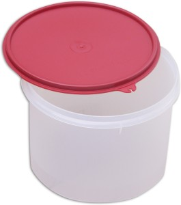 Tupperware food container 2 5 L Plastic Multi purpose Storage