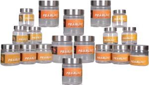 Pearlpet  - 1000 ml, 500 ml, 300 ml Plastic Food Storage