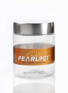 Pearlpet  - 1000 ml Plastic Multi-purpose Storage Container