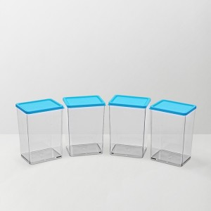 Disha Marketing  - 800 ml Plastic Multi-purpose Storage Container