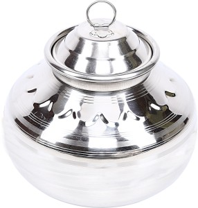 daksh enterprises Water Pot  - 8 L Stainless Steel Multi-purpose Storage Container