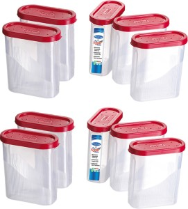 Primeway Food Savers Modular Canisters  - 275 ml Plastic Spice Container
