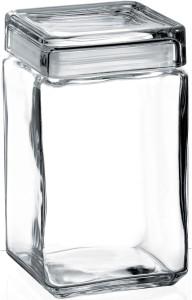 Pasabache  - 1250 ml Glass Multi-purpose Storage Container
