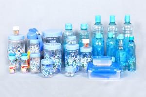 Harshpet Water Bottle, Oildispencer, Fliptop Container, Container Royal  - 2000 ml, 1500 ml, 1000 ml, 750 ml, 500 ml, 350 ml, 250 ml, 100 ml, 50 ml Plastic Multi-purpose Storage Container
