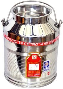 Metro  - 15 L Steel Milk Container