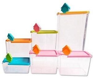 Shrih  - 1000 ml Plastic Multi-purpose Storage Container