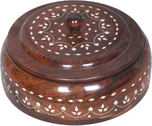 Shopnline  - 700 ml Wooden Spice Container
