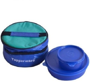 Tupperware 2 Piece container with bag  - 580 ml Plastic Food Storage