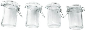 Circleware  - 60 ml Glass Spice Container