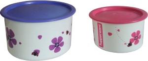 Tupperware  - 1.4 L, 650 ml Plastic Food Storage