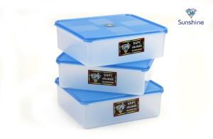 Sunshine Fresh Well  - 3500 ml Plastic Food Storage