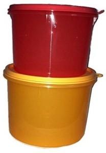 Tupperware  - 1.6 L, 1.1 L Plastic Multi-purpose Storage Container
