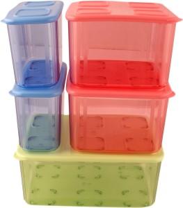 Tupperware Clara Box Set  - 7130 ml Plastic Multi-purpose Storage Container