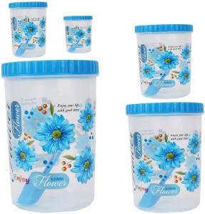 Stylobby  - 1200 ml, 2000 ml, 250 ml, 1500 ml, 500 ml Polypropylene Multi-purpose Storage Container
