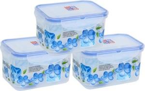 Super Plast Industries Super Lock Rectangle  - 800 ml Plastic Food Storage