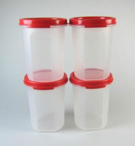 Tupperware MM Round #2  - 440 ml Plastic Multi-purpose Storage Container