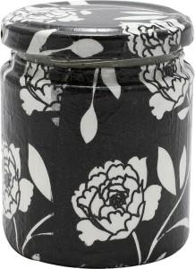 IAM Vintage Bloom  - 200 ml Glass Multi-purpose Storage Container
