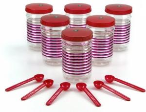 Sunshine Crystal  - 1000 ml Plastic Food Storage