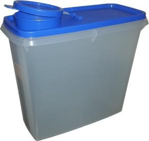 Tupperware  - 2500 ml Plastic Food Storage