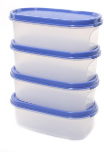 Tupperware MM Oval  - 2000 ml Plastic Food Storage