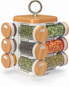 JVS  - 100 ml Plastic Spice Container