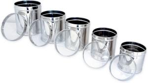 Uniqraft Royal Ubha Dabba  - 1 L, 2 L, 3 L, 4 L, 5 L Stainless Steel Multi-purpose Storage Container