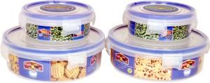Laplast Lock and pack  - 700 ml, 200 ml Plastic Food Storage