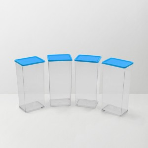 Disha Marketing  - 1.225 L Plastic Multi-purpose Storage Container