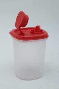 Tupperware  - 440 ml Plastic Food Storage