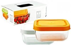 Pasabache Snow Box  - 420 ml Glass Food Storage