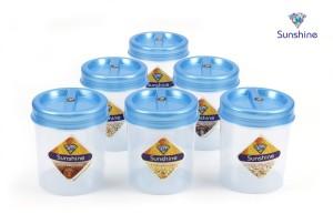 Sunshine Prince  - 1750 ml Plastic Food Storage