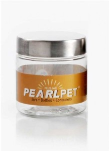 Pearlpet  - 500 ml Plastic Multi-purpose Storage Container